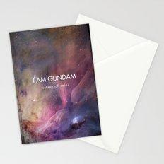 Gundam Retro Space 2 Stationery Cards