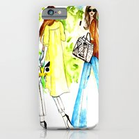iPhone & iPod Case featuring Street style summer by Vanessa Datorre