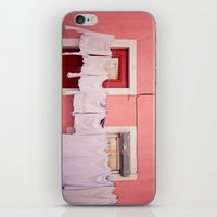 Number 75 iPhone & iPod Skin