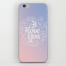 3 Little Words iPhone & iPod Skin