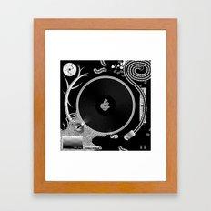 SF 1200 Framed Art Print
