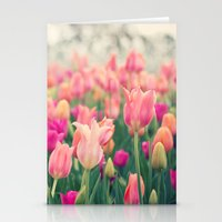 Tulips At Cheekwood Stationery Cards