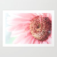 Explode Art Print