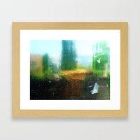 Urban Abstract 38 Framed Art Print