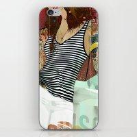 HOTEL PARADISO iPhone & iPod Skin