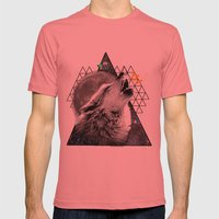 XXI Mens Fitted Tee Pomegranate SMALL
