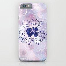 Berry symphony iPhone 6 Slim Case