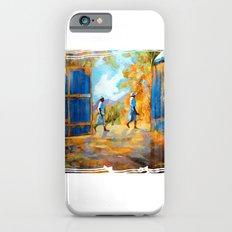 The Blue Gates /Haiti iPhone 6 Slim Case