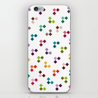 INVASION PATTERN iPhone & iPod Skin