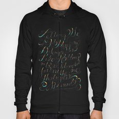The Art of Letting Go Hoody