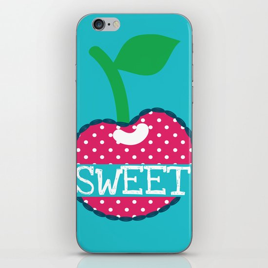 Sweet Cherry iPhone & iPod Skin