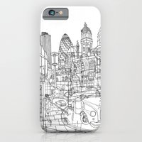 iPhone & iPod Case featuring London! by David Bushell