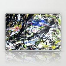 Downtempo Station // Pandora Radio Laptop & iPad Skin