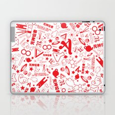Scarlet A - Version 1 Laptop & iPad Skin