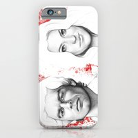 Dexter And Debra iPhone 6 Slim Case