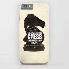 Shawshank Chess Championship iPhone 6 Slim Case