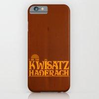 Kwisatz Haderach iPhone 6 Slim Case