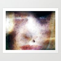 Moth 1 Art Print