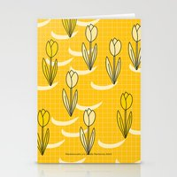 Tulips 02 Stationery Cards