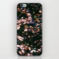 Colourful Blur iPhone & iPod Skin