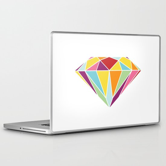 Diamond Laptop & iPad Skin