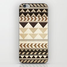 Woodwork Pattern iPhone & iPod Skin