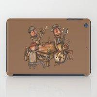 The Small Big Band iPad Case