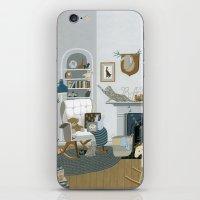 Baby Animal Nursery iPhone & iPod Skin