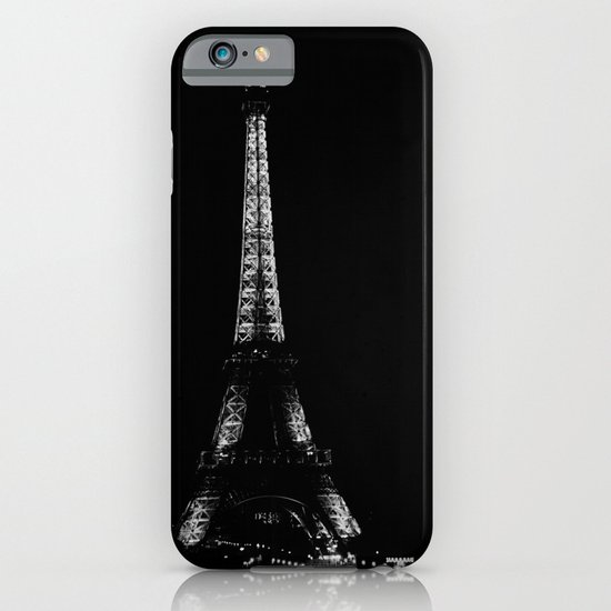 Paris by night iPhone & iPod Case