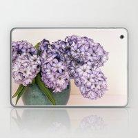 Hyacinths (2) Laptop & iPad Skin