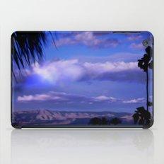 SUNDOWN IN PALM SPRINGS iPad Case
