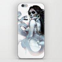 Voodoo Priestess iPhone & iPod Skin