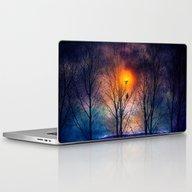 Winter Sonata II Laptop & iPad Skin