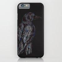 Black Bird (2) iPhone 6 Slim Case