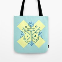 Maritime Love Tote Bag