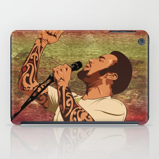 Fight For Your Mind iPad Case