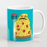 Pizza The Hutt Mug