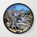 Bermuda  Driftwood Wall Clock