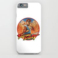 Fighting Street iPhone 6 Slim Case