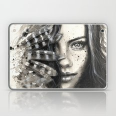 Freckly Laptop & iPad Skin