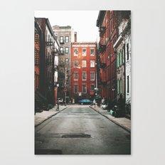 Gay Street NYC Canvas Print