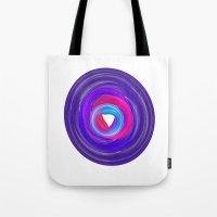 Unity Nebula Tote Bag