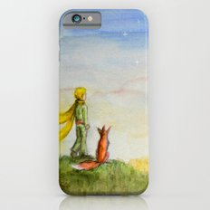 Little Prince, Fox and Wheat Fields iPhone 6 Slim Case