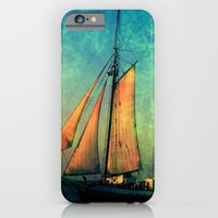 iPhone & iPod Case featuring Fullview of The America in Key West FL by Susanne Van Hulst
