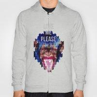 Monkey need love Hoody