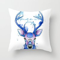 Always. Harry Potter Pat… Throw Pillow