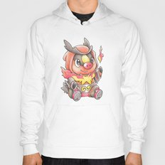 A Fire To Be Kindled Hoody