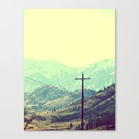 Beautiful Unknown Canvas Print