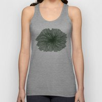 Jellyfish Flower B Unisex Tank Top