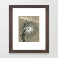 WIKI  Framed Art Print